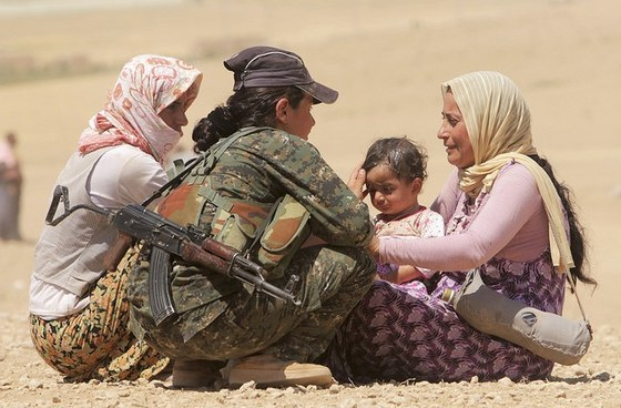 An Ongoing Genocide: ISIS's atrocities against the Yazidis