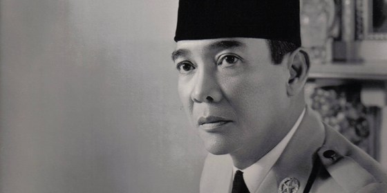 The Seven Presidents of Indonesia