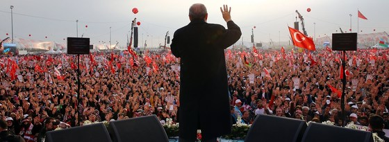 Turkey towards Authoritarianism: From Coup Attempt to Constitutional Referendum