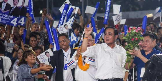 New-ish Government Faces Old Problems: An Update on Thai Politics