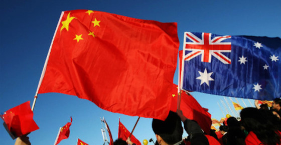 Tensions, contradictions and opportunities: Australia's relationship with President Xi's China