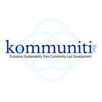 Kommuniti square logo blue