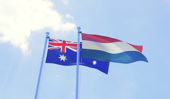 Oz netherlands flags