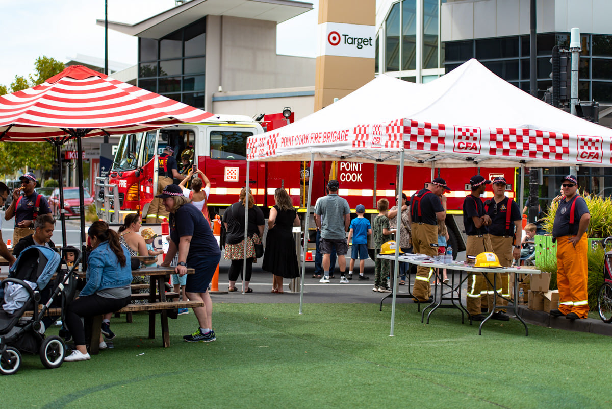 Point Cook CFA at Point Cook Pop Up