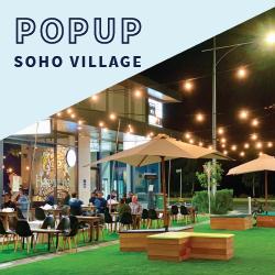 Visit our Soho Village Pop Up