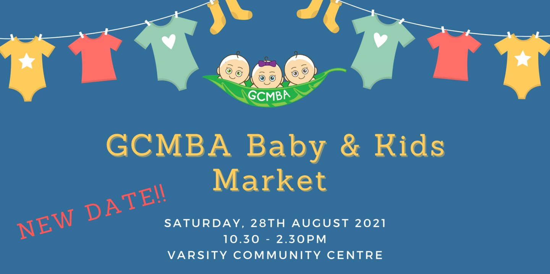 Gcmba kids   baby market tidy
