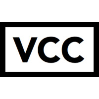 Vcc logo   black on white