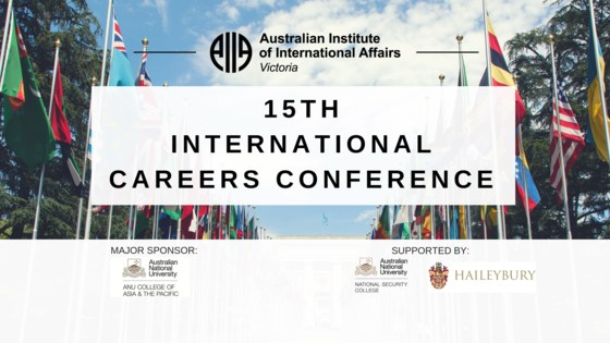 International Careers Conference 2019