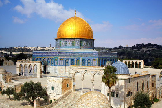 Balcony over Jerusalem: A Memoir of Life in the Middle East