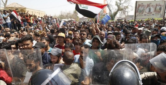 Unrest in the Arab World