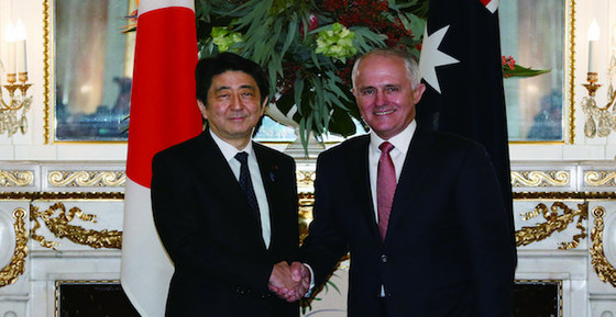 China and the Indo-Pacific: The view from Japan