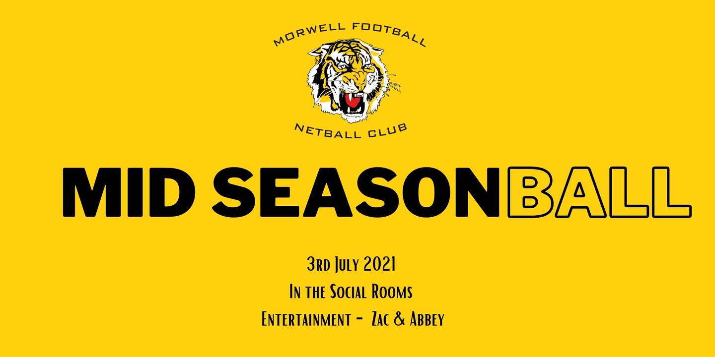 Mid season ball web yellow