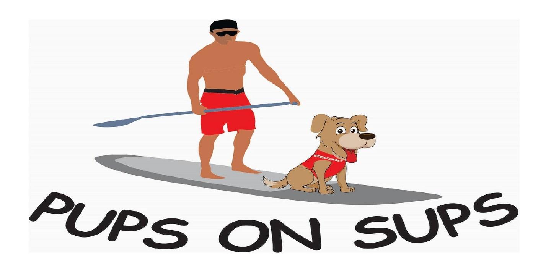 Pups on sups2