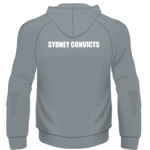 Sydney convicts supporter sweater back